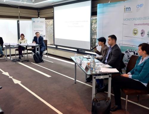 Dialogul social: O dezbatere despre rolul societății civile în elaborarea unor politici publice sustenabile